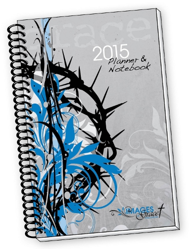 Black Thorn Biblical Inspirations Calendar
