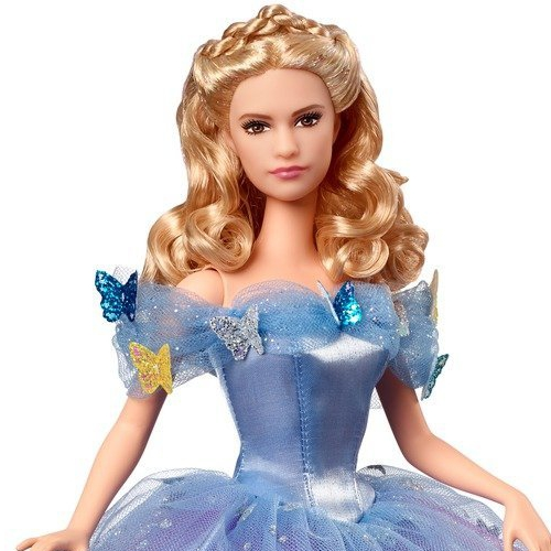 Cinderella Soft Toy Doll : Best stuffed dolls plush animals and soft toys for christmas