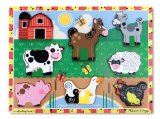 Wooden Farm Puzzle by Melissa & Doug